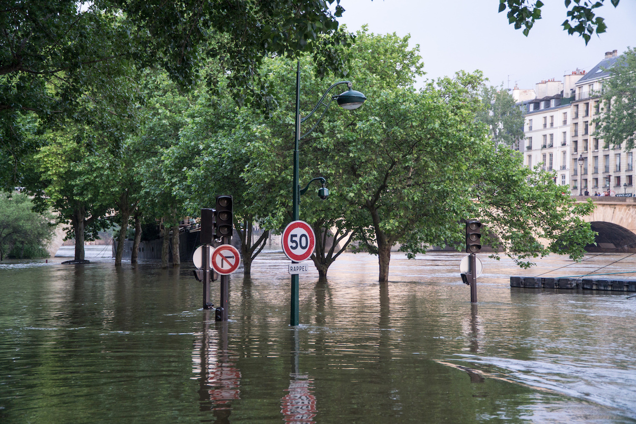Natural disaster causing flooding can disupt holiday plans, make sure you have good travel insurance cover.